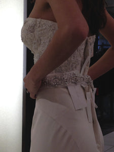Monique Lhuillier 'Custom Made Gown' - Monique Lhuillier - Nearly Newlywed Bridal Boutique - 2