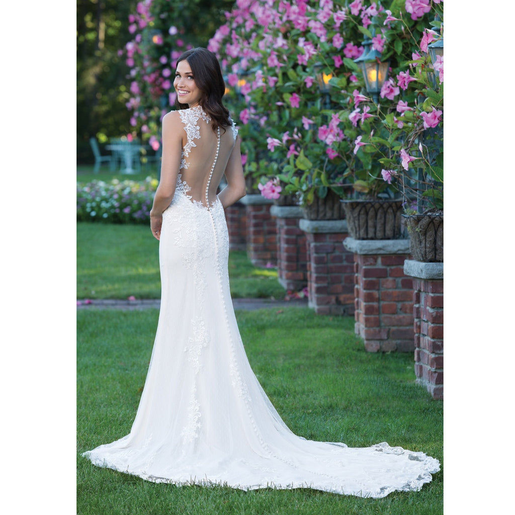 Preowned Wedding Gowns: Justin Alexander 'Sincerity' Size 10 Used Wedding Dress