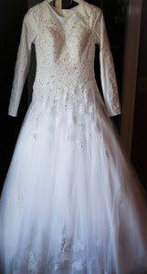 Essence of Australia 'D1919' - Essense of Australia - Nearly Newlywed Bridal Boutique - 2