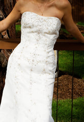 Jasmine Haute Couture Gown - Jasmine - Nearly Newlywed Bridal Boutique - 7