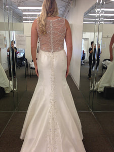 Mikado Couture '206' - MIKADO - Nearly Newlywed Bridal Boutique - 8