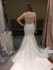 Dennis Basso ' 32943631' - Dennis Basso - Nearly Newlywed Bridal Boutique - 3