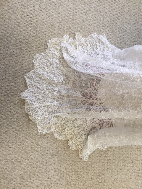 Badgley Mischka 'Elegant Lace' - Badgley Mischka - Nearly Newlywed Bridal Boutique - 5