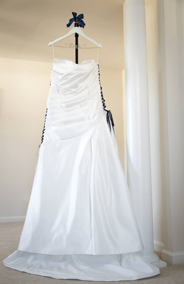 Mila Bridal 'Custom' - Mila bridal - Nearly Newlywed Bridal Boutique - 5