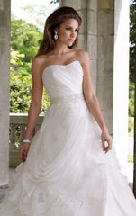David Tutera for Mon Cheri '112206' - david tutera for mon cheri - Nearly Newlywed Bridal Boutique - 1
