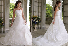 David Tutera for Mon Cheri '112206' - david tutera for mon cheri - Nearly Newlywed Bridal Boutique - 2