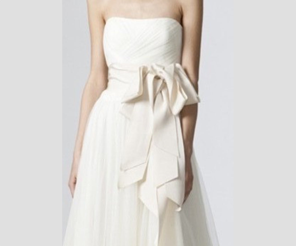 Vera Wang 'Delaney' - Vera Wang - Nearly Newlywed Bridal Boutique - 4