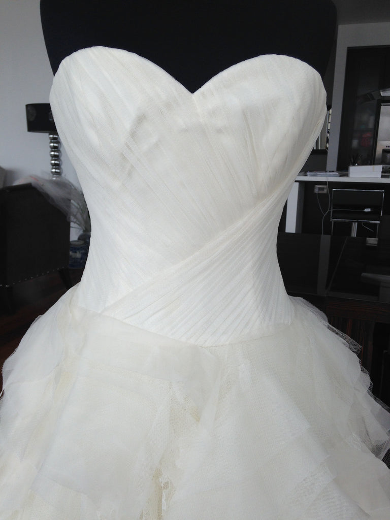 Vera Wang 'Sweetheart' - Vera Wang - Nearly Newlywed Bridal Boutique - 1