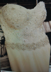 Monique Lhuillier 'Custom Made Gown' - Monique Lhuillier - Nearly Newlywed Bridal Boutique - 4