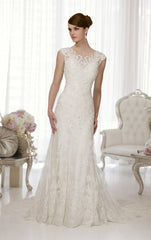 Essence of Australia 'D1549-LODM-ZP' - essence of australia - Nearly Newlywed Bridal Boutique - 1