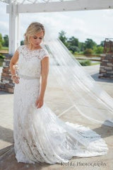 Essence of Australia 'D1549-LODM-ZP' - essence of australia - Nearly Newlywed Bridal Boutique - 4