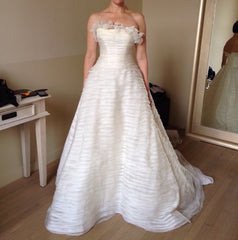 Peter Langner 'Wd14745' - Peter Langner - Nearly Newlywed Bridal Boutique - 3