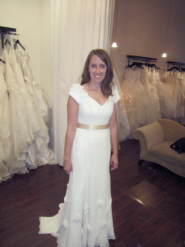 efda09bf8eec Melissa Sweet Used and Preowned Wedding Dresses - Nearly Newlywed