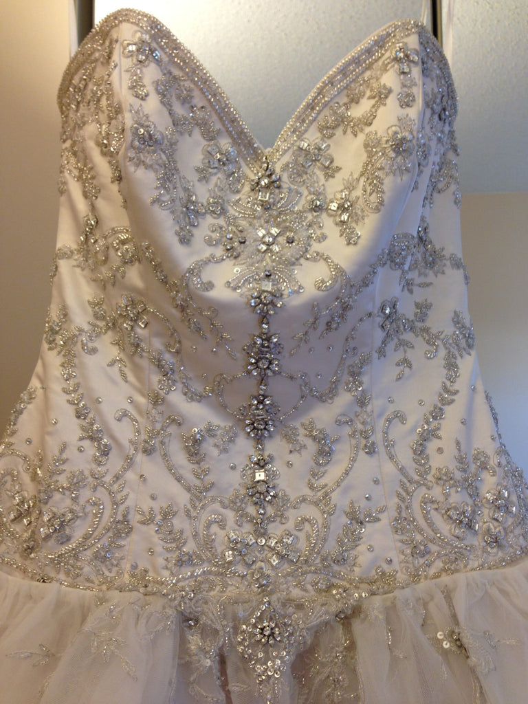Eve of Milady style #1469 - eve of milady - Nearly Newlywed Bridal Boutique - 3