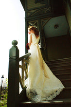 Load image into Gallery viewer, Custom 'Trumpet Gown' - Custom - Nearly Newlywed Bridal Boutique - 3
