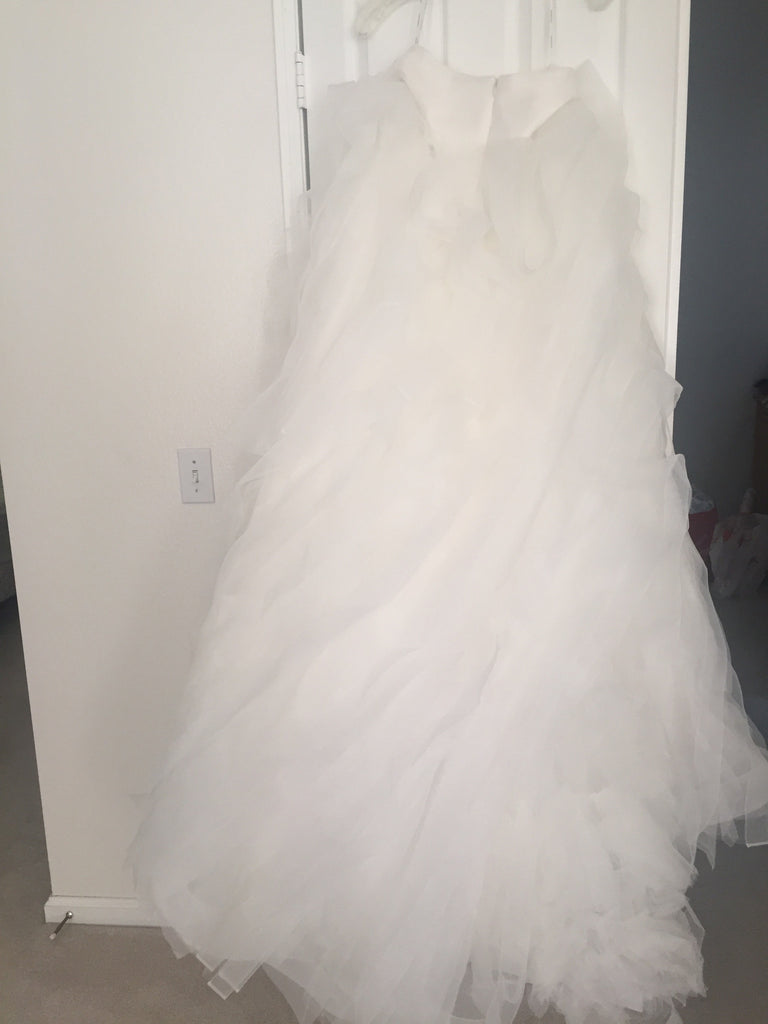 Pronovias 'Moana Misty' - Pronovias - Nearly Newlywed Bridal Boutique - 5