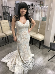 Jovani 'Beaded' - JOvani - Nearly Newlywed Bridal Boutique - 2
