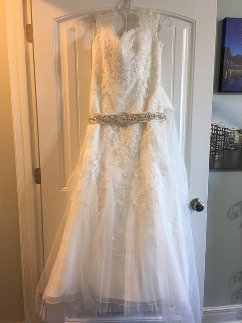 Mori Lee '1960' - Mori Lee - Nearly Newlywed Bridal Boutique - 4