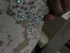 Jovani 'Beaded' - JOvani - Nearly Newlywed Bridal Boutique - 3