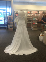 David's Bridal 'White Soft Rich' - dAVIDS bRIDAL - Nearly Newlywed Bridal Boutique - 2