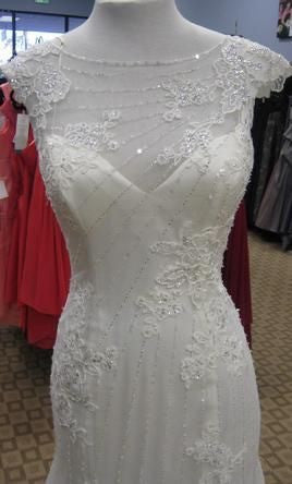 Maggie Sottero 'Savannah Marie' - Maggie Sottero - Nearly Newlywed Bridal Boutique - 1