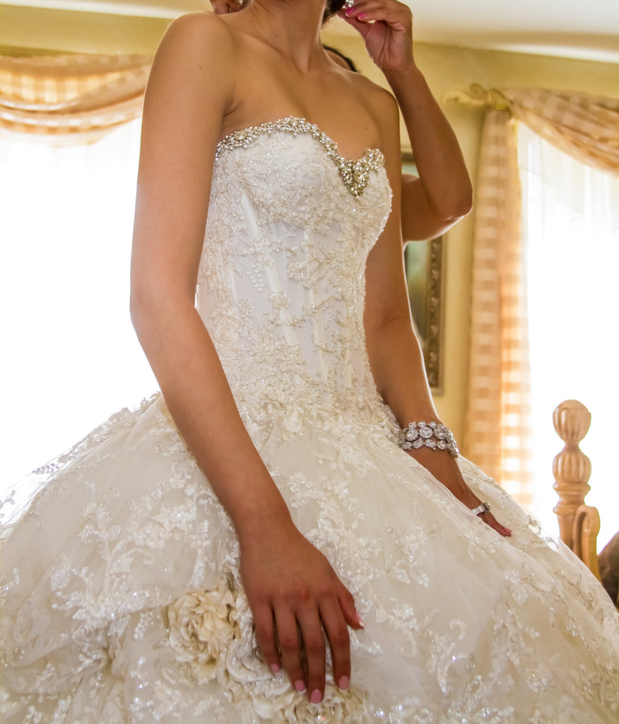 Pnina Tornai 'Sweetheart' - Pnina Tornai - Nearly Newlywed Bridal Boutique - 3