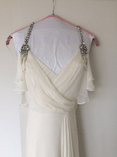 Jenny Packham 'Laurel' - Jenny Packham - Nearly Newlywed Bridal Boutique - 1