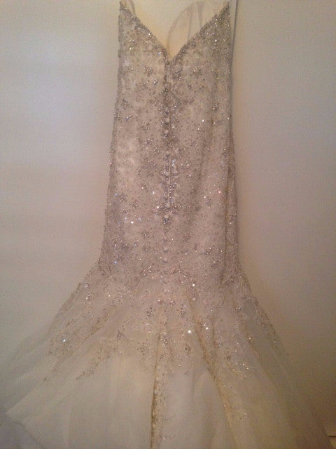 Allure Bridals 'C286' - Allure Bridals - Nearly Newlywed Bridal Boutique - 1