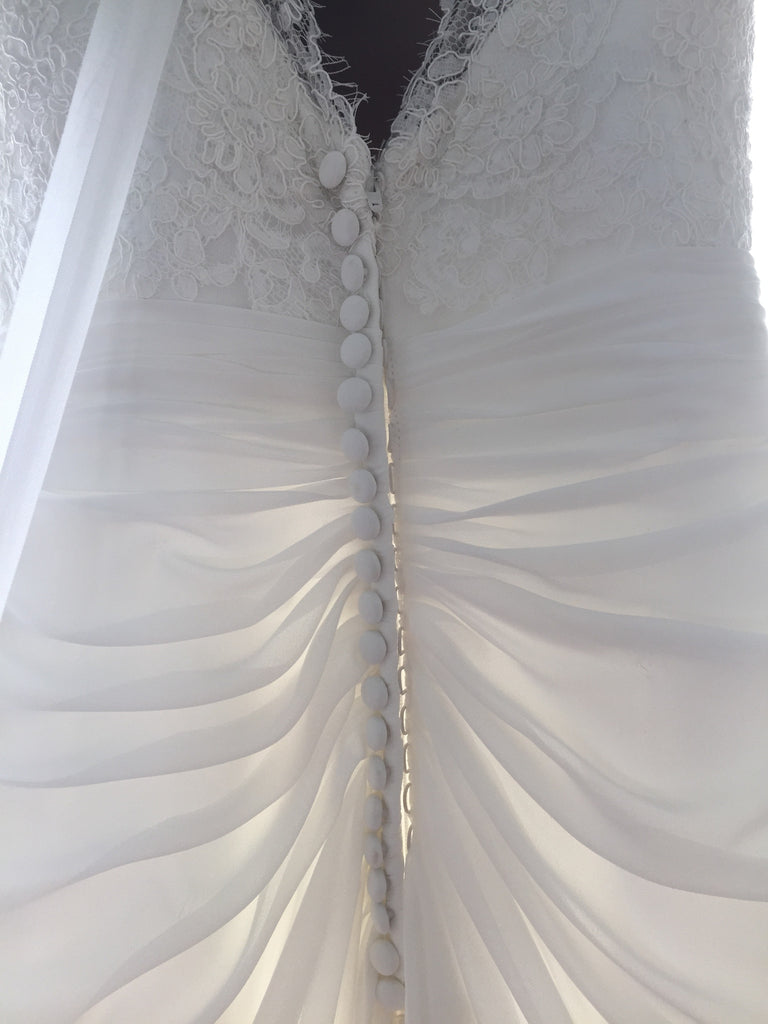 Maggie Sottero 'Lyla' - Maggie Sottero - Nearly Newlywed Bridal Boutique - 4