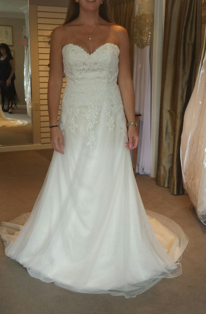 Sweetheart '6130' - Sweetheart - Nearly Newlywed Bridal Boutique - 2