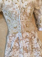 Custom 'Georgette of Boston' - Custom made - Nearly Newlywed Bridal Boutique - 7