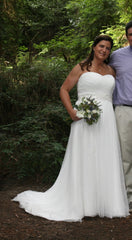 Galina '9WG3438' - Galina - Nearly Newlywed Bridal Boutique - 3