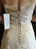 Monique Lhuillier 'Promise' - Monique Lhuillier - Nearly Newlywed Bridal Boutique - 6