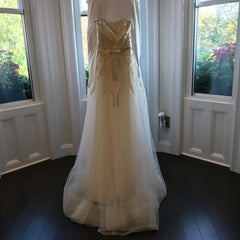 Reem Acra 'Sweetheart' - Reem Acra - Nearly Newlywed Bridal Boutique - 4