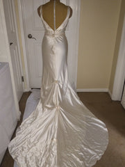 Elizabeth Fillmore 'V Dress' - Elizabeth Fillmore - Nearly Newlywed Bridal Boutique - 1