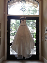 Priscilla of Boston 'Platinum' - Priscilla of Boston - Nearly Newlywed Bridal Boutique - 1
