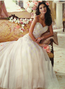 David Tutera for Mon Cheri 'Cora' - david tutera for mon cheri - Nearly Newlywed Bridal Boutique - 3