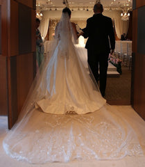 Reem Acra 'Prince' - Reem Acra - Nearly Newlywed Bridal Boutique - 3