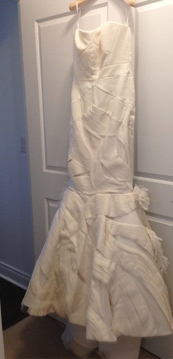 Vera Wang 'Jessica' - Vera Wang - Nearly Newlywed Bridal Boutique - 3