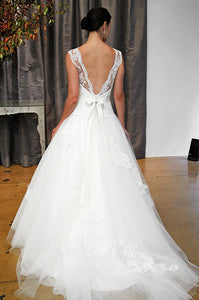Judd Waddell Sleeveless Gown - Judd Waddell - Nearly Newlywed Bridal Boutique - 2