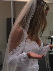Julie Vino 'Nicole' - Julie vino - Nearly Newlywed Bridal Boutique - 4