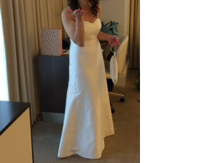 Caroline Devillo 'Elizabeth' - Caroline Devillo - Nearly Newlywed Bridal Boutique - 3