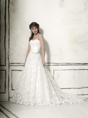 Justin Alexander style #8557 - JUSTIN ALEXANDER - Nearly Newlywed Bridal Boutique - 1