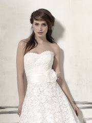 Justin Alexander style #8557 - JUSTIN ALEXANDER - Nearly Newlywed Bridal Boutique - 2