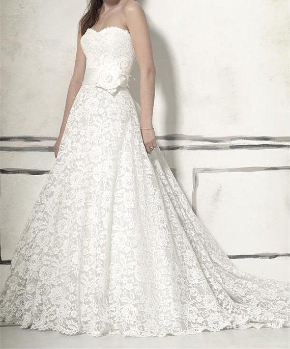 Justin Alexander style #8557 - JUSTIN ALEXANDER - Nearly Newlywed Bridal Boutique - 3