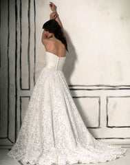 Justin Alexander style #8557 - JUSTIN ALEXANDER - Nearly Newlywed Bridal Boutique - 4
