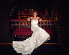 Justin Alexander style #9720 - JUSTIN ALEXANDER - Nearly Newlywed Bridal Boutique - 4