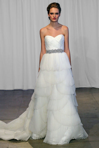 Kelly Faetanini 'Miley' Organza Ball Gown