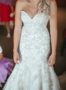 Allure Bridals 'C283' - Allure Bridals - Nearly Newlywed Bridal Boutique - 6