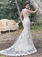 Maggie Sottero 'Collins' - Maggie Sottero - Nearly Newlywed Bridal Boutique - 1